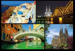 海外インターン-ヨーロッパ旅行の画像